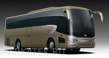 Аренда автобуса Zhong Tong (Джон Торг) Discovery s LCK6118H